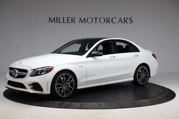 Used 2019 Mercedes-Benz C-Class AMG C 43 for sale $52,990 at Maserati of Westport in Westport CT 06880 2