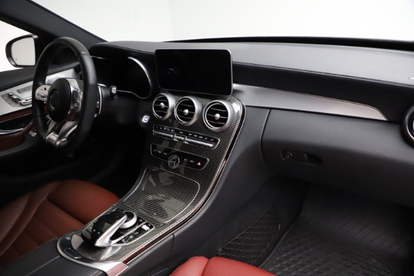 Used 2019 Mercedes-Benz C-Class AMG C 43 for sale $52,990 at Maserati of Westport in Westport CT 06880 22