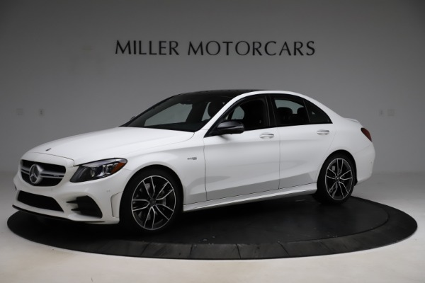 Used 2019 Mercedes-Benz C-Class AMG C 43 for sale $52,990 at Maserati of Westport in Westport CT 06880 3