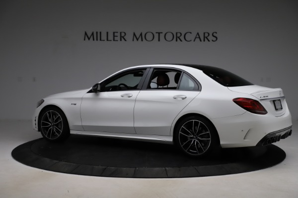Used 2019 Mercedes-Benz C-Class AMG C 43 for sale $52,990 at Maserati of Westport in Westport CT 06880 5