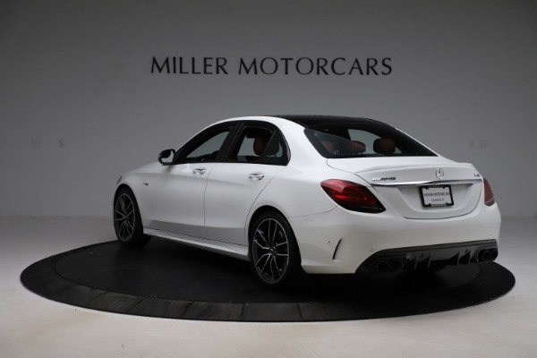 Used 2019 Mercedes-Benz C-Class AMG C 43 for sale $52,990 at Maserati of Westport in Westport CT 06880 6