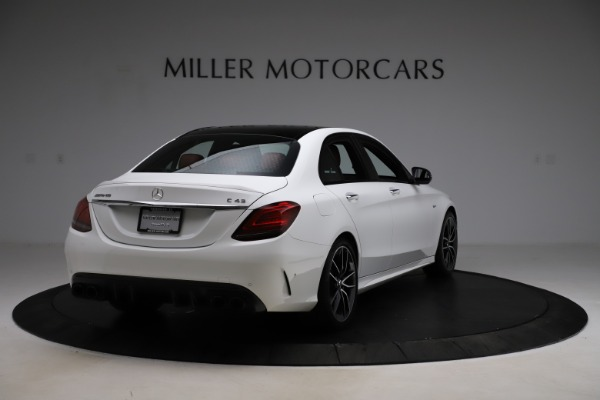 Used 2019 Mercedes-Benz C-Class AMG C 43 for sale $52,990 at Maserati of Westport in Westport CT 06880 8