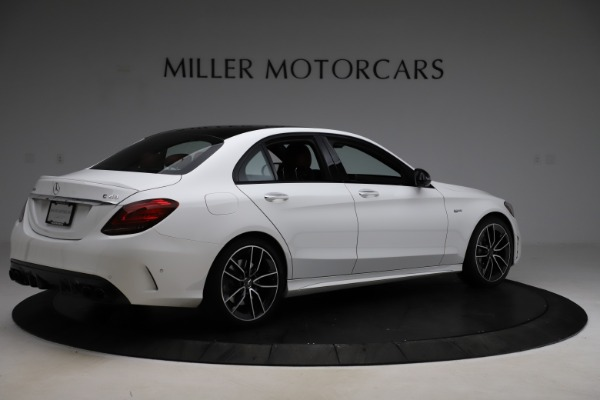 Used 2019 Mercedes-Benz C-Class AMG C 43 for sale $52,990 at Maserati of Westport in Westport CT 06880 9