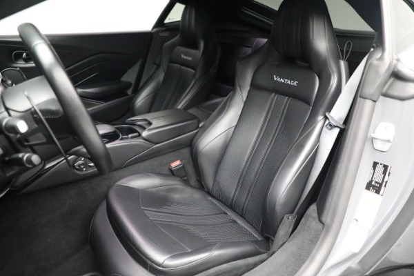 Used 2019 Aston Martin Vantage Coupe for sale $129,900 at Maserati of Westport in Westport CT 06880 15