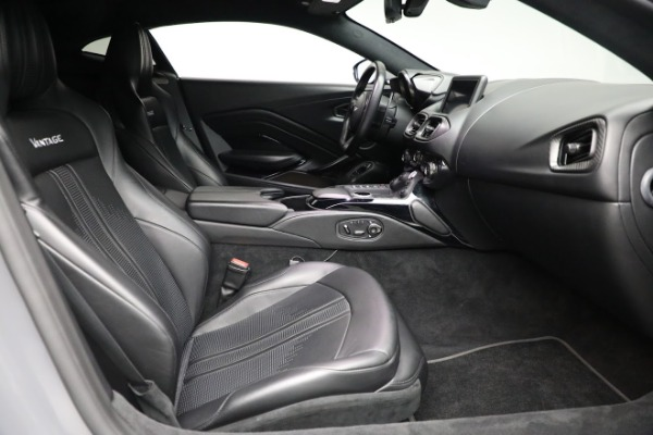 Used 2019 Aston Martin Vantage Coupe for sale $129,900 at Maserati of Westport in Westport CT 06880 17