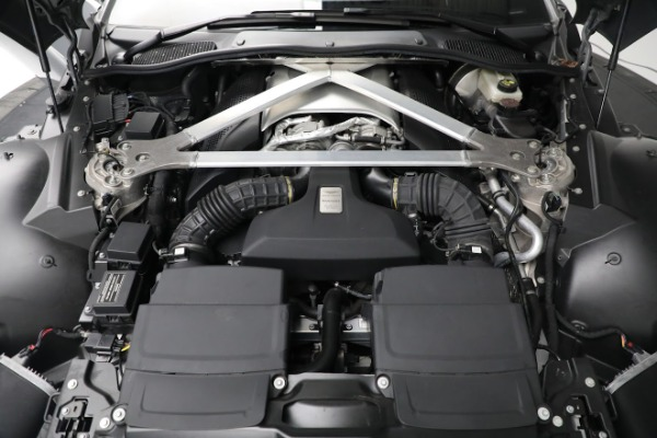 Used 2019 Aston Martin Vantage Coupe for sale $129,900 at Maserati of Westport in Westport CT 06880 20
