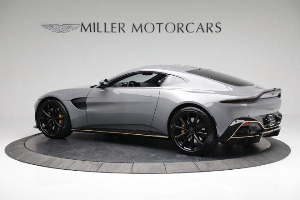 Used 2019 Aston Martin Vantage Coupe for sale $129,900 at Maserati of Westport in Westport CT 06880 3
