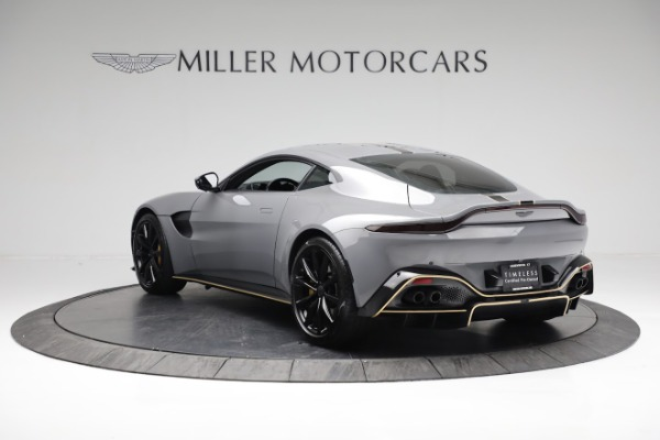 Used 2019 Aston Martin Vantage Coupe for sale $129,900 at Maserati of Westport in Westport CT 06880 4