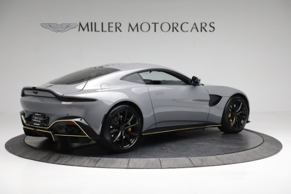 Used 2019 Aston Martin Vantage Coupe for sale $129,900 at Maserati of Westport in Westport CT 06880 7