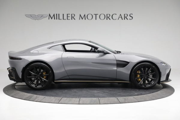Used 2019 Aston Martin Vantage Coupe for sale $129,900 at Maserati of Westport in Westport CT 06880 8