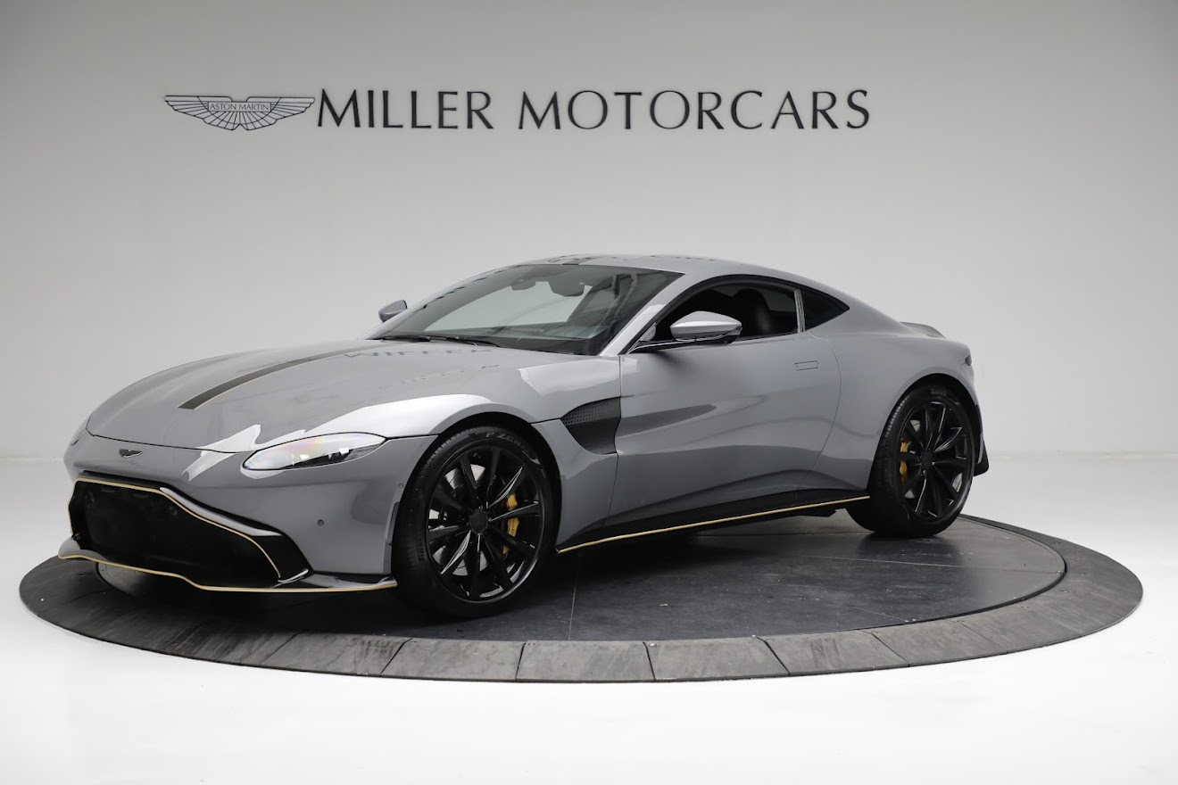 Used 2019 Aston Martin Vantage Coupe for sale $129,900 at Maserati of Westport in Westport CT 06880 1