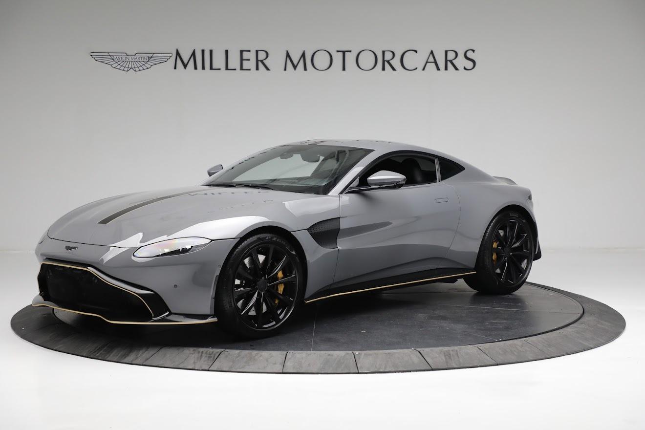 Used 2019 Aston Martin Vantage for sale $127,900 at Maserati of Westport in Westport CT 06880 1