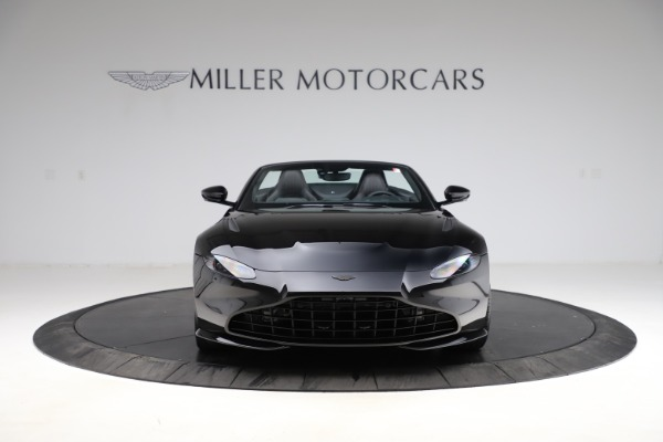 New 2021 Aston Martin Vantage Roadster for sale Sold at Maserati of Westport in Westport CT 06880 11