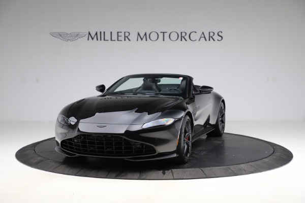 New 2021 Aston Martin Vantage Roadster for sale Sold at Maserati of Westport in Westport CT 06880 12
