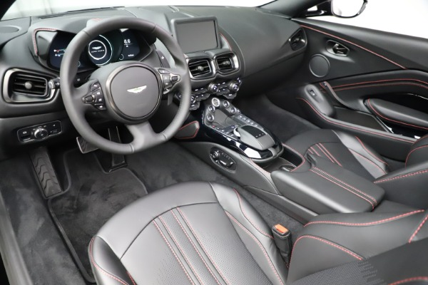 New 2021 Aston Martin Vantage Roadster for sale Sold at Maserati of Westport in Westport CT 06880 13
