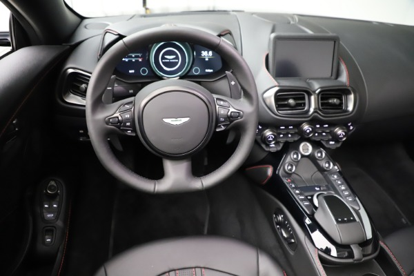 New 2021 Aston Martin Vantage Roadster for sale Sold at Maserati of Westport in Westport CT 06880 17