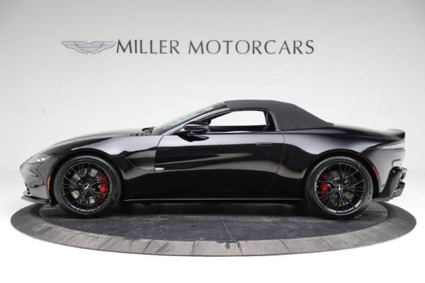 New 2021 Aston Martin Vantage Roadster for sale Sold at Maserati of Westport in Westport CT 06880 28