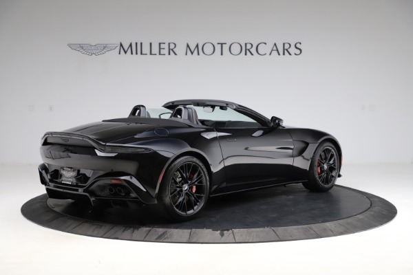 New 2021 Aston Martin Vantage Roadster for sale Sold at Maserati of Westport in Westport CT 06880 7