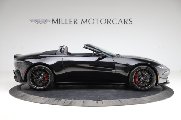 New 2021 Aston Martin Vantage Roadster for sale Sold at Maserati of Westport in Westport CT 06880 8