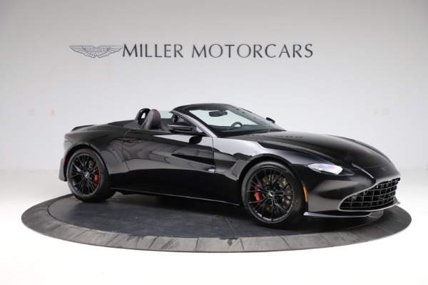 New 2021 Aston Martin Vantage Roadster for sale Sold at Maserati of Westport in Westport CT 06880 9