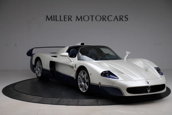 Used 2005 Maserati MC 12 for sale Call for price at Maserati of Westport in Westport CT 06880 11