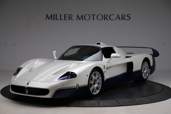 Used 2005 Maserati MC 12 for sale Call for price at Maserati of Westport in Westport CT 06880 13