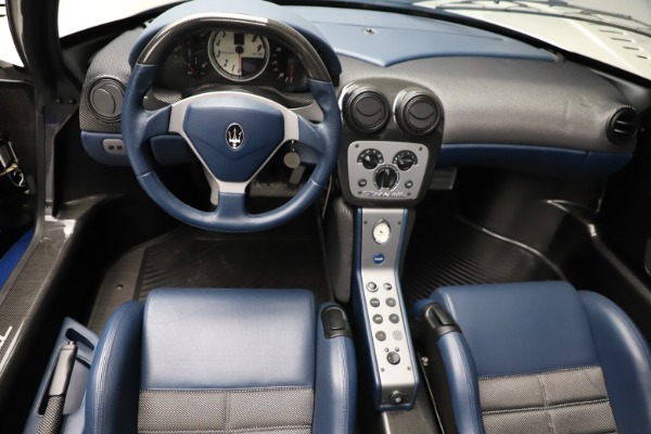 Used 2005 Maserati MC 12 for sale Call for price at Maserati of Westport in Westport CT 06880 18