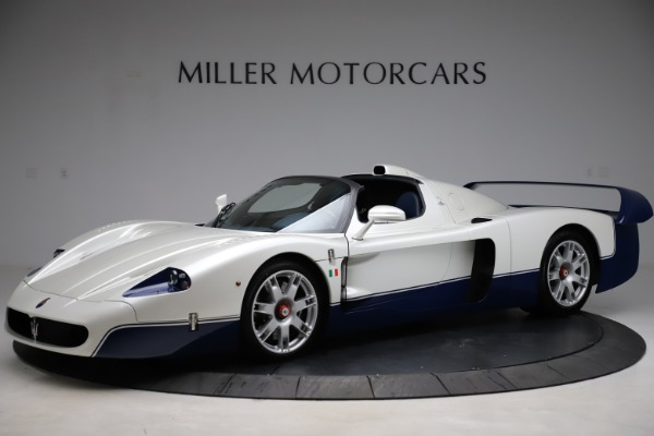 Used 2005 Maserati MC 12 for sale Call for price at Maserati of Westport in Westport CT 06880 2