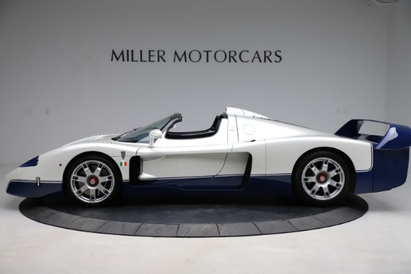 Used 2005 Maserati MC 12 for sale Call for price at Maserati of Westport in Westport CT 06880 3