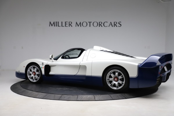 Used 2005 Maserati MC 12 for sale Call for price at Maserati of Westport in Westport CT 06880 4
