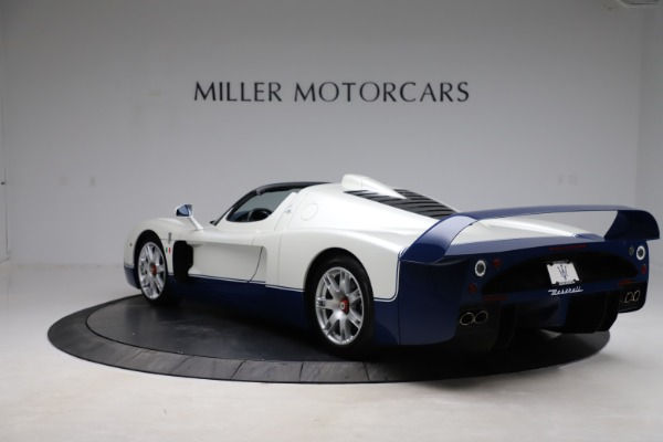 Used 2005 Maserati MC 12 for sale Call for price at Maserati of Westport in Westport CT 06880 5