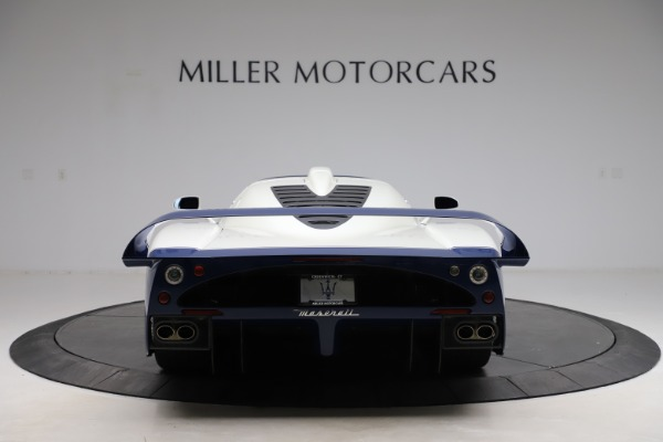 Used 2005 Maserati MC 12 for sale Call for price at Maserati of Westport in Westport CT 06880 6