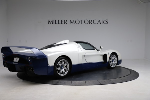 Used 2005 Maserati MC 12 for sale Call for price at Maserati of Westport in Westport CT 06880 8