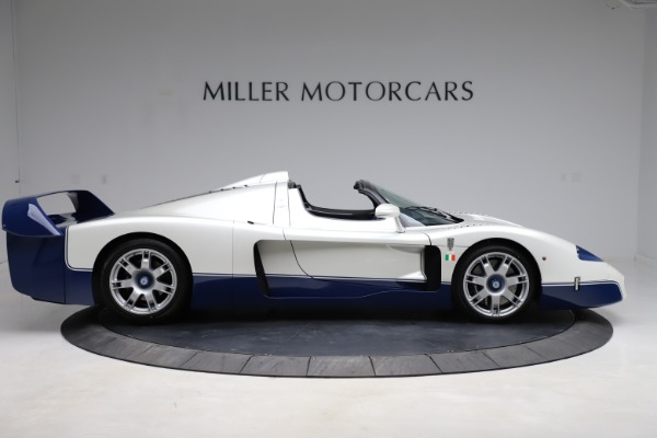 Used 2005 Maserati MC 12 for sale Call for price at Maserati of Westport in Westport CT 06880 9