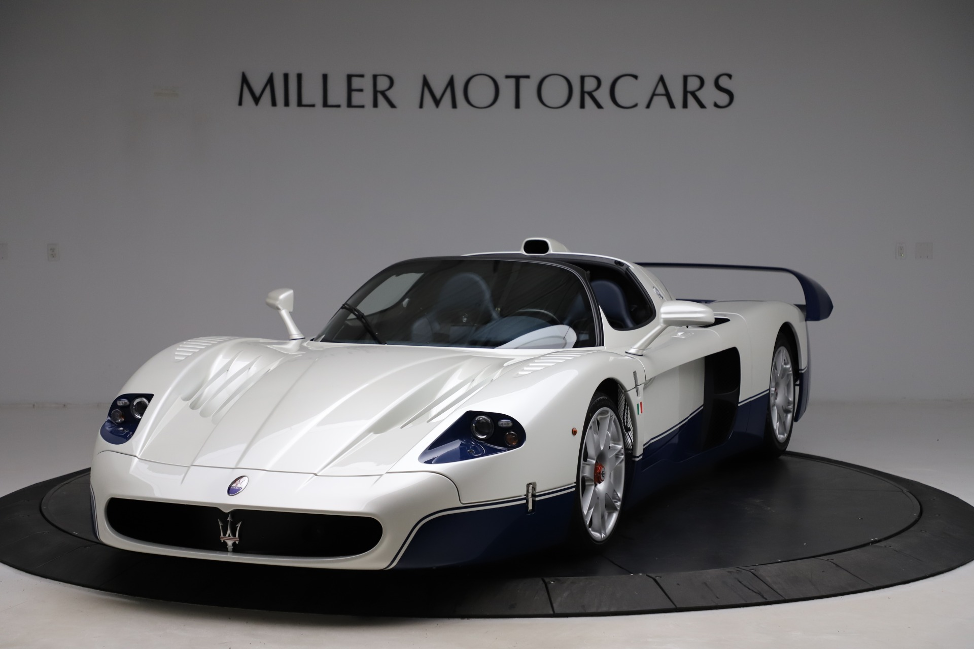 Used 2005 Maserati MC 12 for sale Call for price at Maserati of Westport in Westport CT 06880 1