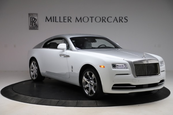 Used 2014 Rolls-Royce Wraith for sale Sold at Maserati of Westport in Westport CT 06880 12