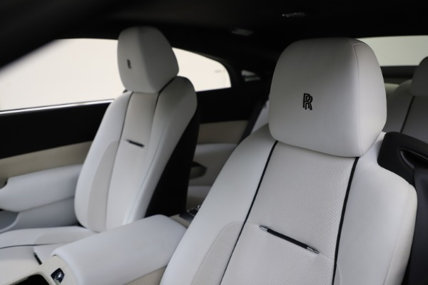 Used 2014 Rolls-Royce Wraith for sale Sold at Maserati of Westport in Westport CT 06880 13