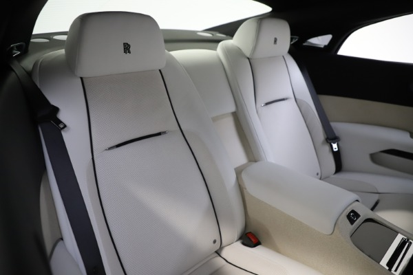 Used 2014 Rolls-Royce Wraith for sale Sold at Maserati of Westport in Westport CT 06880 17