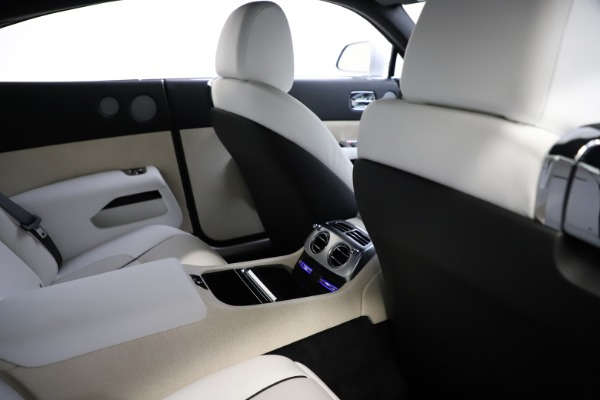 Used 2014 Rolls-Royce Wraith for sale Sold at Maserati of Westport in Westport CT 06880 20