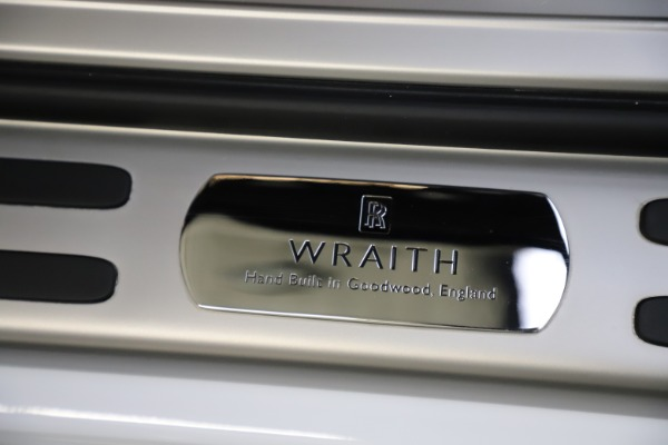 Used 2014 Rolls-Royce Wraith for sale Sold at Maserati of Westport in Westport CT 06880 23