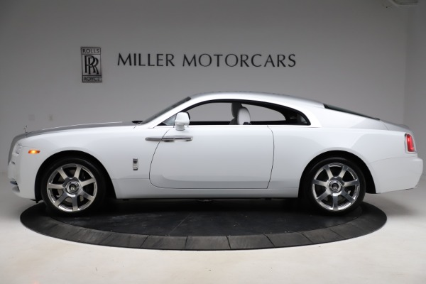 Used 2014 Rolls-Royce Wraith for sale Sold at Maserati of Westport in Westport CT 06880 4