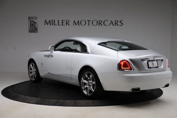 Used 2014 Rolls-Royce Wraith for sale Sold at Maserati of Westport in Westport CT 06880 6