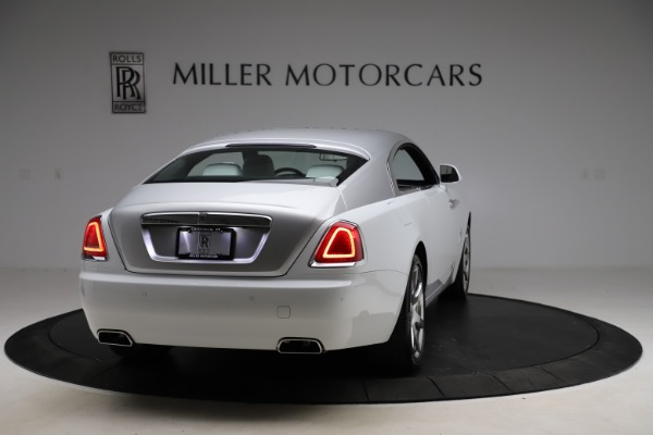 Used 2014 Rolls-Royce Wraith for sale Sold at Maserati of Westport in Westport CT 06880 8