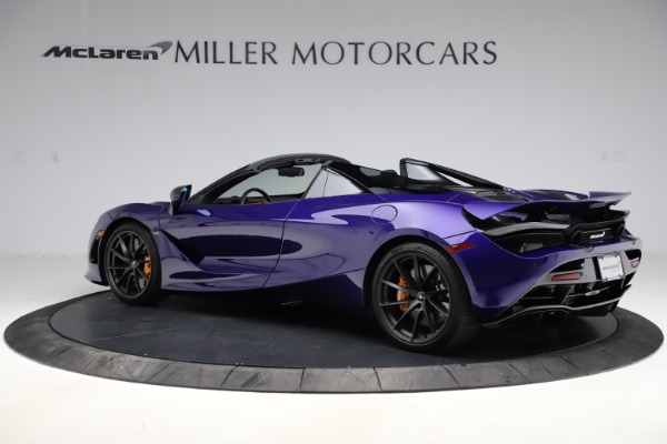 Used 2020 McLaren 720S Spider Performance for sale $324,990 at Maserati of Westport in Westport CT 06880 10