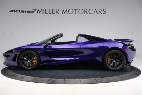 Used 2020 McLaren 720S Spider Performance for sale $324,990 at Maserati of Westport in Westport CT 06880 11
