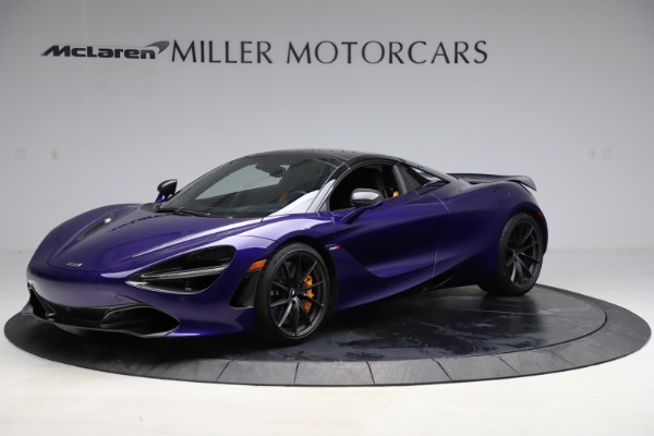 Used 2020 McLaren 720S Spider Performance for sale $324,990 at Maserati of Westport in Westport CT 06880 12