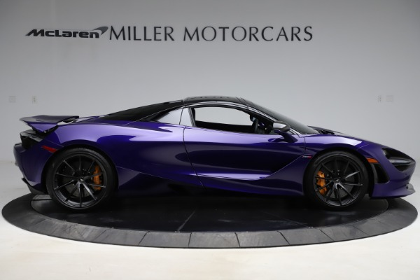 Used 2020 McLaren 720S Spider Performance for sale $324,990 at Maserati of Westport in Westport CT 06880 13