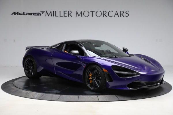 Used 2020 McLaren 720S Spider Performance for sale $324,990 at Maserati of Westport in Westport CT 06880 14