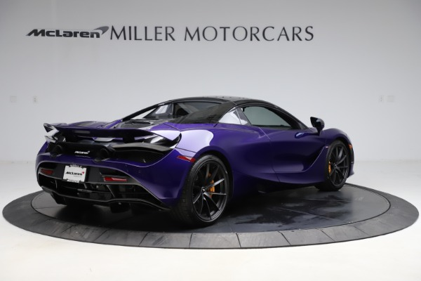Used 2020 McLaren 720S Spider Performance for sale $324,990 at Maserati of Westport in Westport CT 06880 15