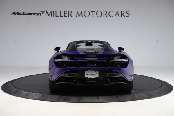 Used 2020 McLaren 720S Spider Performance for sale $324,990 at Maserati of Westport in Westport CT 06880 16